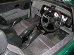 Quantum Sports Cars Ltd - 2+2. Production feel to interior