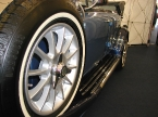 Beauford Cars Ltd - Beauford. Carrying a spare wheel