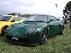 GTM Cars Ltd - Libra. Very nice BRG GTM Libra