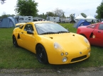 GTM Cars Ltd - Libra. Yellow and black combination
