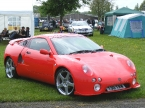 GTM Cars Ltd - Libra. The red really stood out