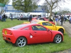 GTM Cars Ltd - Libra. Libras lined up with Rossas