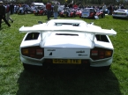 Mirage Replicas Ltd - Mirage. Rear end of Countach