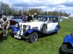 Beauford Cars Ltd - Beauford. Nice hard top on this Beauford