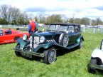 Beauford Cars Ltd - Beauford. Metallic green Beauford
