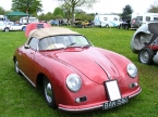 Chesil Motor Company - Speedster. Burgundy Chesil at Stoneleigh