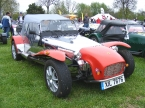Robin Hood Sports Cars - Project 2B. Nice example with rain gear on