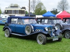 Beauford Cars Ltd - Beauford. Nice 4 door Beauford
