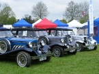 Beauford Cars Ltd - Beauford. Beauford nose line up