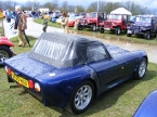 Stylus Sports Cars - Stylus. Overlooking Detling showground