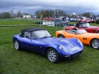 Fisher sportscars - Fury. Fury and moody sky