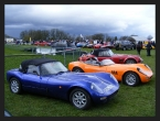 Fisher sportscars - Fury. Lovely pair of Furys