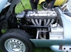 Realm Engineering - XK SS. RAM XKSS engine bay