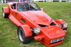 RJH Panels & Sports Cars - Mirach. Mirach outside at Stoneleigh