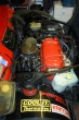 Quantum Sports Cars Ltd - 2+2. Engine bay 1.6 CVH engine
