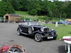 Beauford Cars Ltd - Beauford. Side view of Beauford