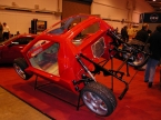 GTM Cars Ltd - Libra. GTM Libra Monocoque