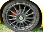 GTM Cars Ltd - Libra. Close up of GTM Libra Wheel